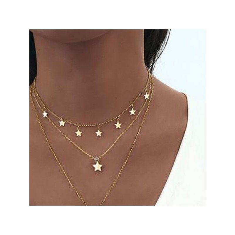 Collar Estrellas Alshat