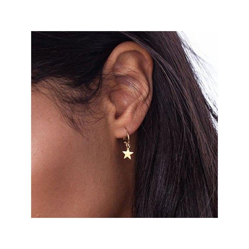 Piercing Estrella Dorada