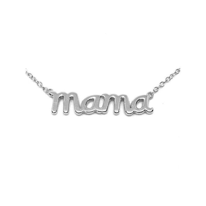 Collar Mama Plata