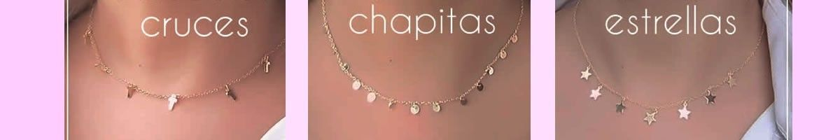 Collares | Collares de Plata - PuraVidaPulseras