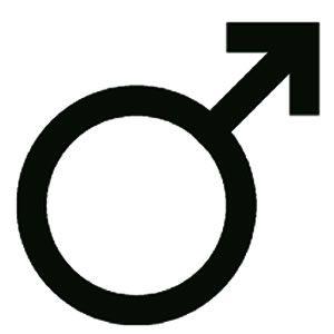 Simbolo Masculino